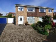 3 bed semi detached house for sale in Sunnybank Walk, Mirfield...
