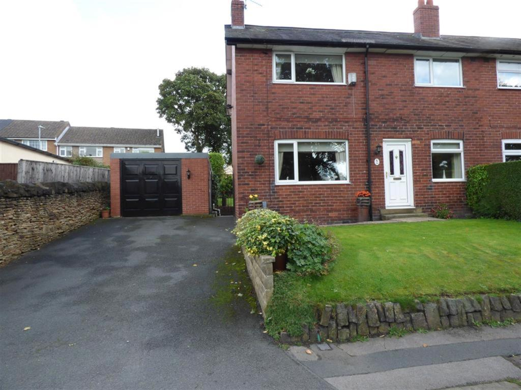 3 bedroom semi-detached house for sale - Francis Street, Mirfield, WF14 9BB