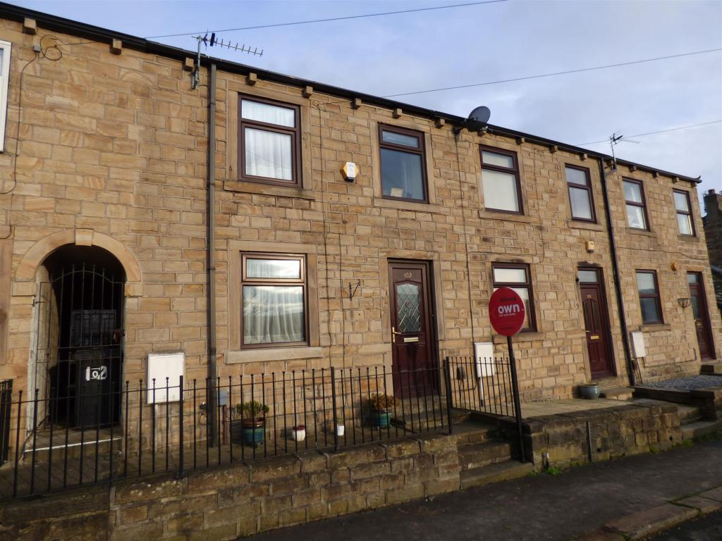 2 bedroom terraced house for sale - Stocksbank Road, Mirfield, WF14 9QB