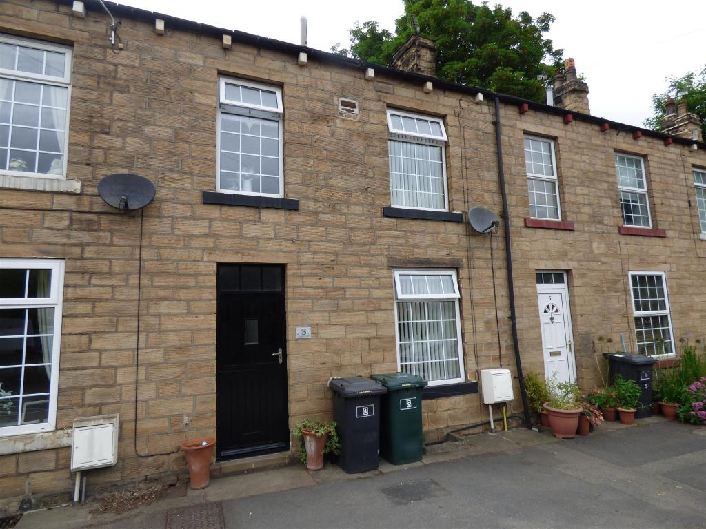 2 bedroom terraced house for sale - Granny Lane, Mirfield, WF14 8LA