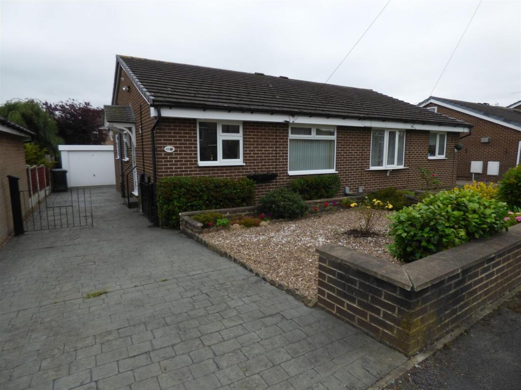 1 bedroom semi-detached bungalow for sale - Norman Drive, Mirfield, WF14 9SS