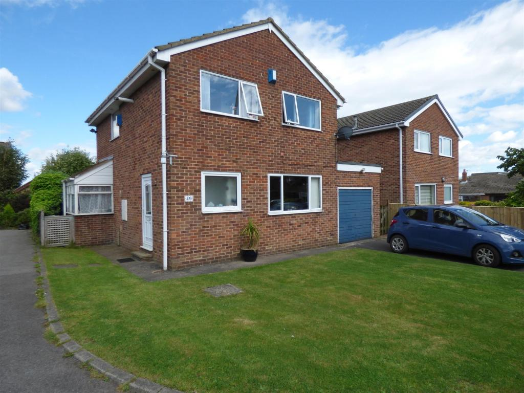3 bedroom detached house for sale - Quarryfields, Mirfield, WF14 0NT