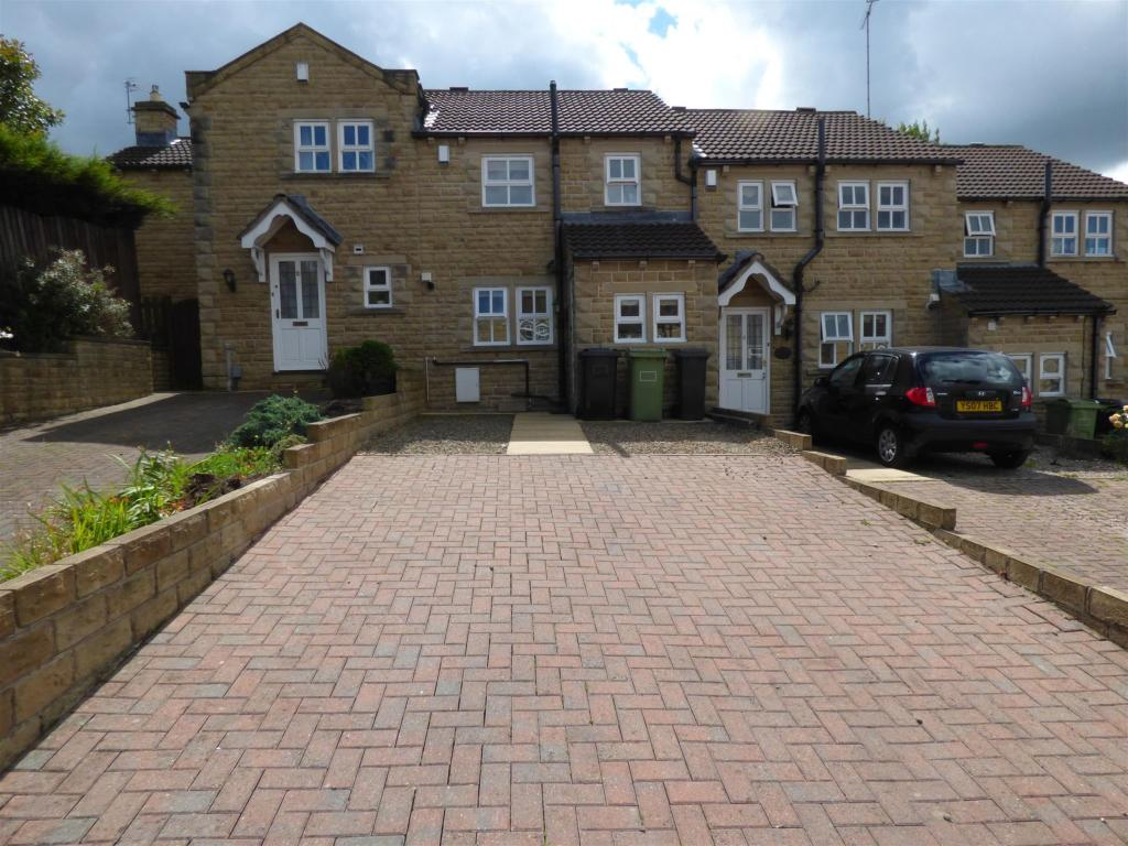 2 bedroom mews house for sale - Badgers Walk, Heckmondwike, WF16 0BS
