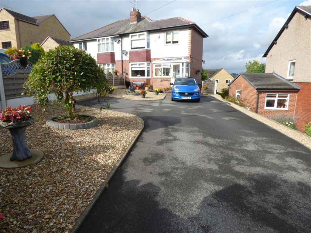 2 bedroom semi-detached house for sale - Hopton Lane, Hopton, WF14 8JT