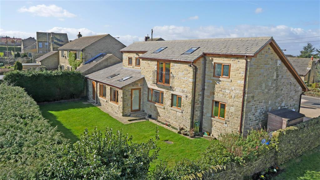 4 bedroom detached house for sale - Windmill Hill Lane, Emley Moor, HD8 9TA