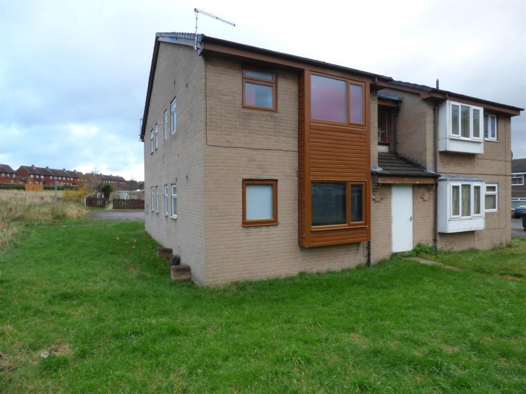 1 bedroom ground floor flat to rent - Norman Drive, Mirfield, WF14 9SS
