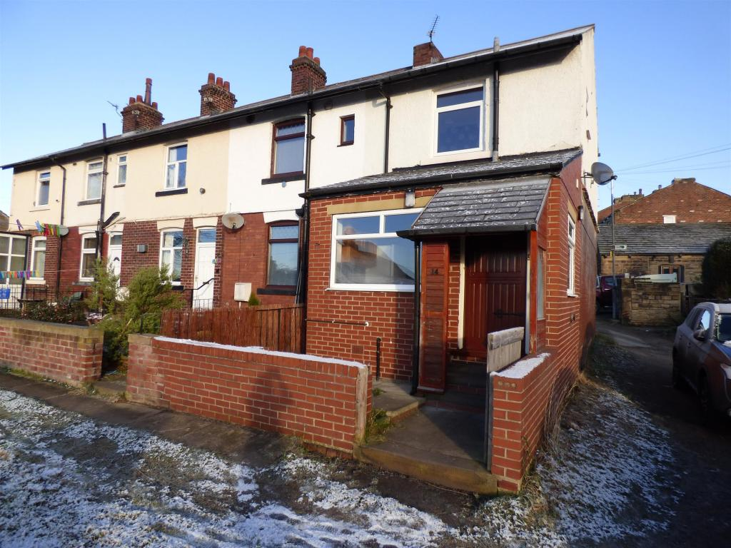 2 bedroom end of terrace house for sale - New Tan House, Mirfield, WF14 9BP