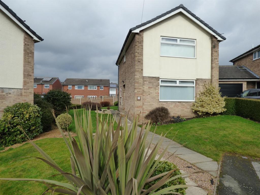 3 bedroom detached house for sale - Kings Head Drive, Mirfield, WF14 9SN