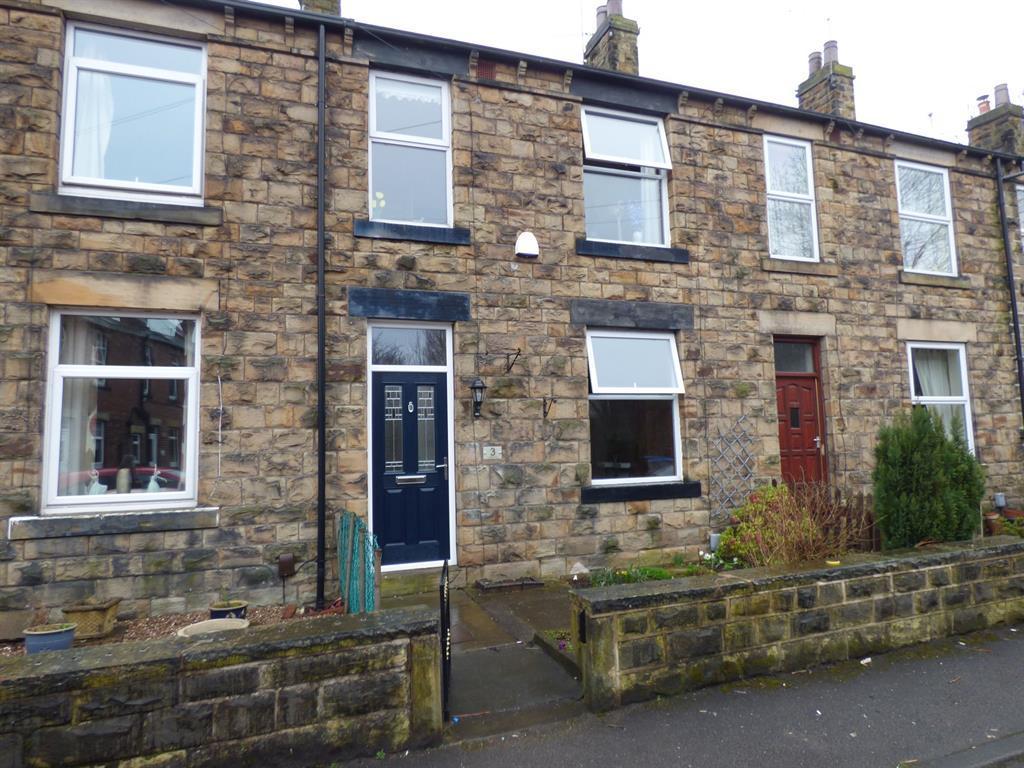 3 bedroom terraced house to rent - Crossley Street, Liversedge, WF15 7BN