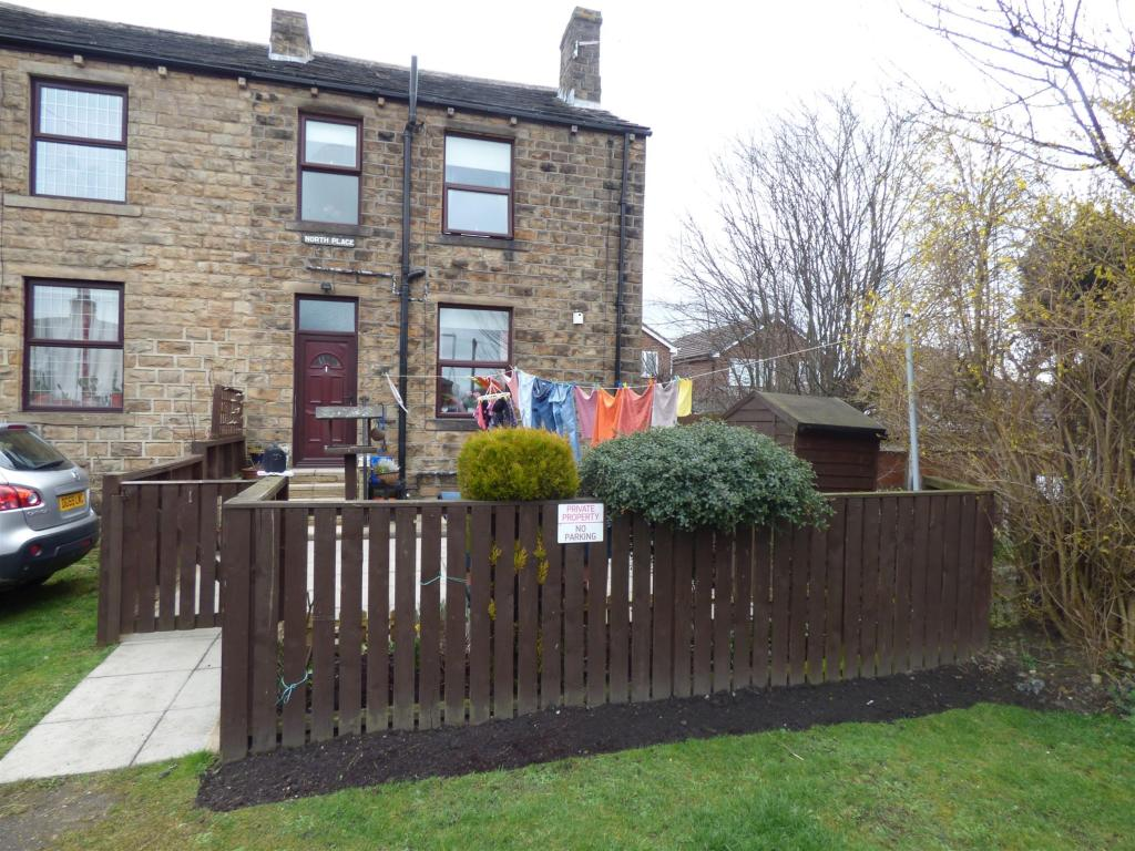 1 bedroom end of terrace house to rent - North Place, Mirfield, WF14 0NP