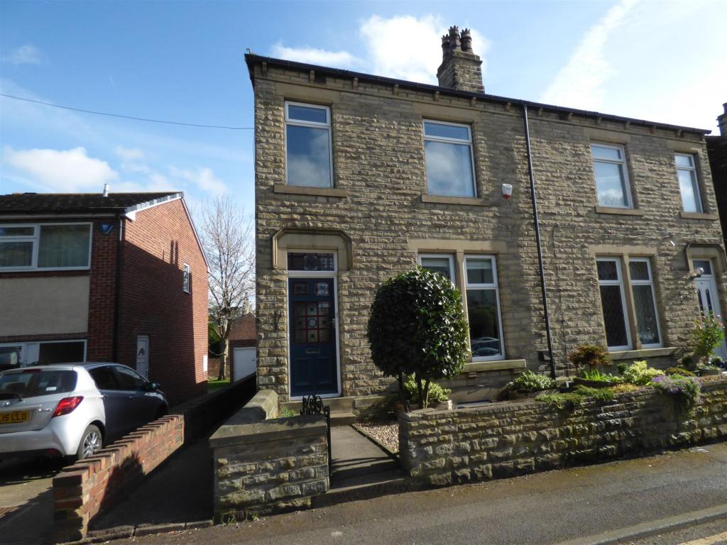 3 bedroom semi-detached house for sale - St Pauls Road, Mirfield, WF14 8AX