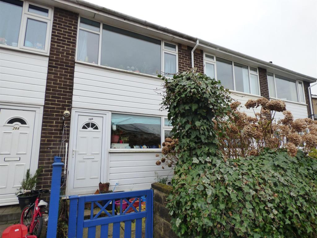 2 bedroom terraced house for sale - Back Knowl Road, Mirfield, WF14 9SA