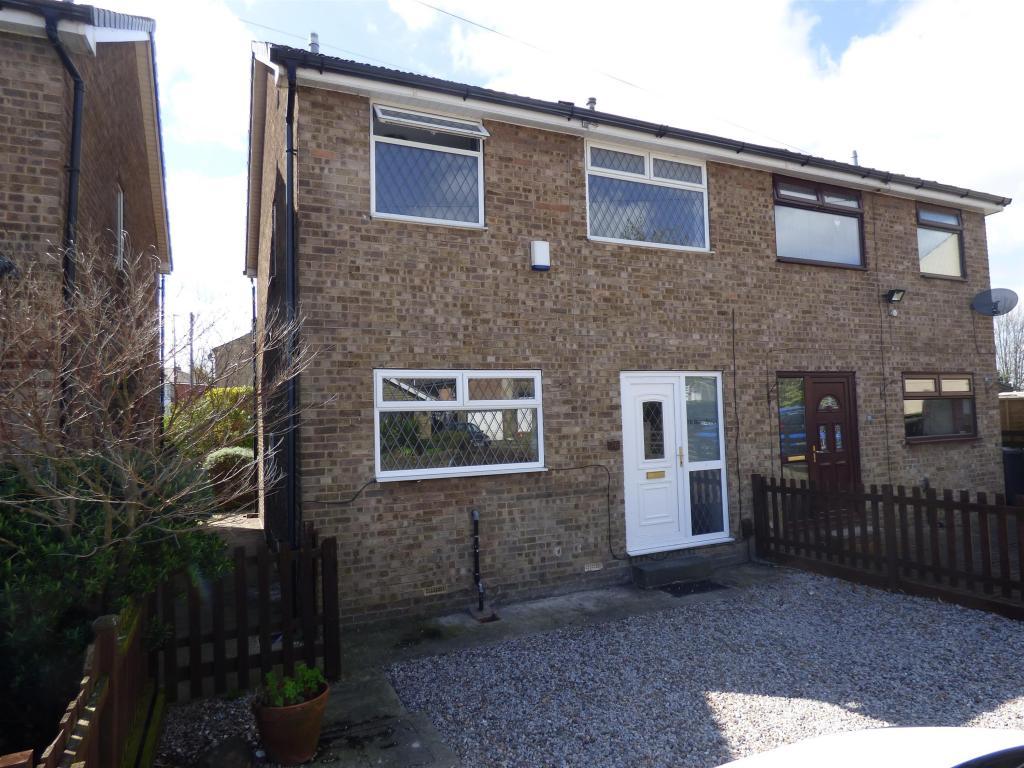3 bedroom semi-detached house for sale - Balmfield, Norristhorpe, WF15 7PN