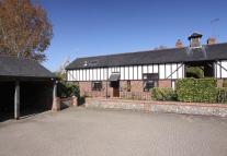 4 bed Detached house for sale in Barn Conversion...