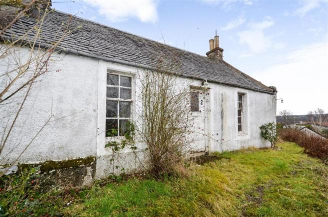 2 bedroom bungalow for sale in campbell cottage 2 castle for Cottages and bungalows for sale
