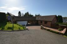 Detached home in Westerglen, Falkirk Road...