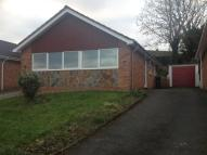 Sturcombe Avenue Detached Bungalow to rent