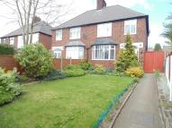 3 bedroom semi detached home to rent in Eastwood Road, Kimberley...