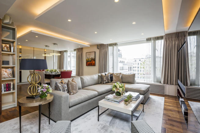 2 bedroom flat for sale in bourdon street london w1k w1k