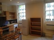 Store Street Flat to rent
