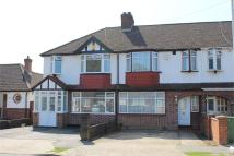 3 bed Terraced house in Jubilee Drive, Ruislip...