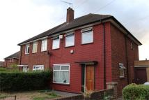 3 bed semi detached property in New Peachey Lane...