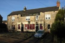 Detached home in The Borough Arms...