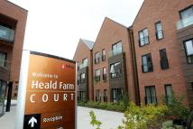 2 bedroom Retirement Property in Heald Farm Court...