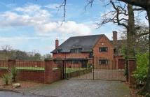 7 bedroom Detached property to rent in Linthurst Road, Blackwell