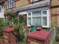 Terraced house in Cheltenham Road...
