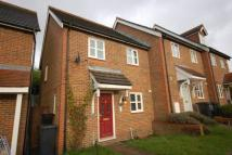 3 bed End of Terrace home to rent in Hughes Way, Uckfield...
