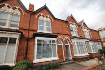 Terraced home in Holliday Road, Erdington