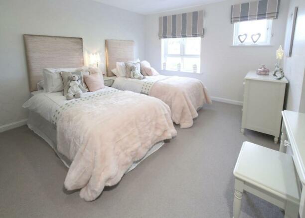 The Balmoral Bedroom