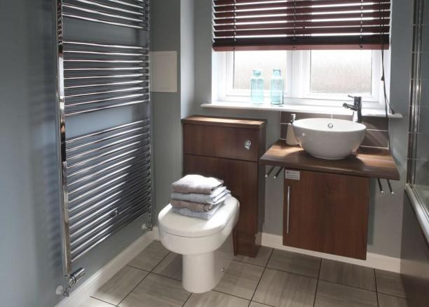 The Balmoral Bathroom