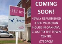 3 bed End of Terrace house to rent in Cold Overton Road, Oakham