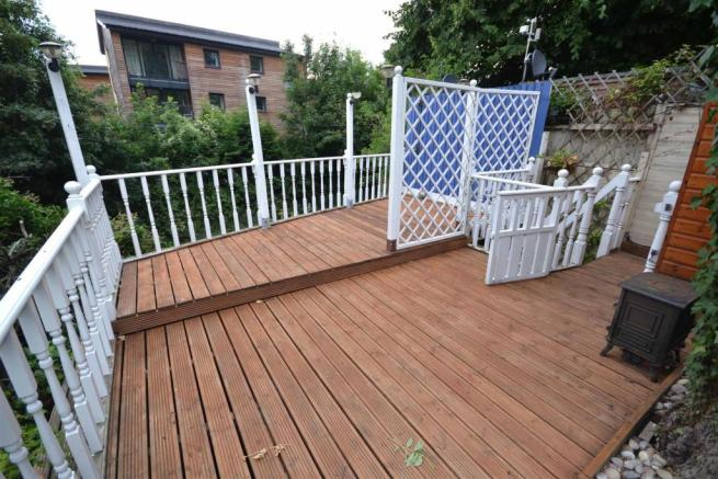 Ash Tree - Rear Deck