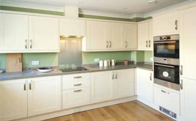 Kitchen Show Flat