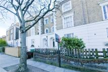 Terraced property in Prince of Wales Road...