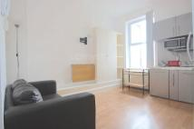 Studio flat to rent in West End Lane, NW6