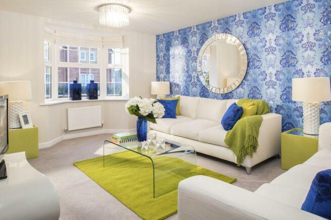 Milford sitting room