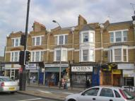 Studio flat to rent in New Cross Road...