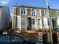 3 bed Terraced house in Ty Myrddin, Ffrwd Road...