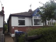 Semi-Detached Bungalow to rent in Baliol Road, Tankerton