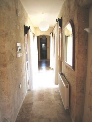 Passage way