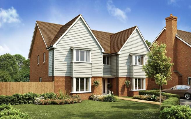 5 bedroom detached house for sale in off langmore lane for 5 bedroom new build homes