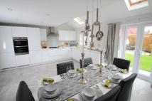 4 bed new home for sale in Nottingham Road...