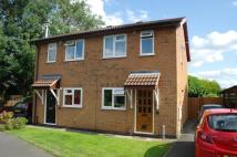 2 bed semi detached home in Foston Gate, WIGSTON