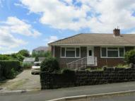 Semi-Detached Bungalow for sale in 21, Heol Faen, Maesteg...
