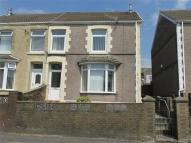 3 bedroom semi detached property for sale in 62, Bridgend Road, Garth...