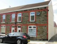 End of Terrace house in 11 Duke Street, Maesteg